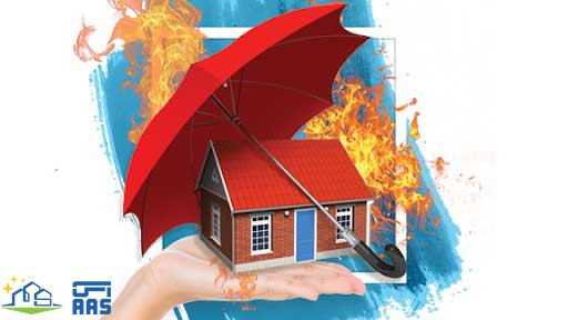قوانین بیمه آتش سوزی