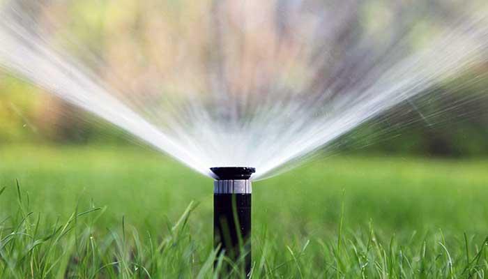خدمات سیستم آب پاش