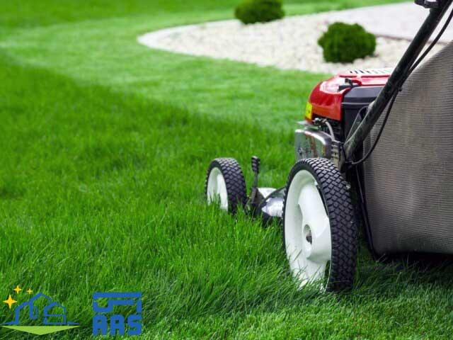 کارهای باغبانی