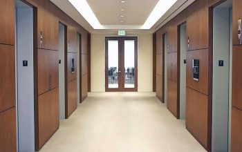 زمان سرویس آسانسور