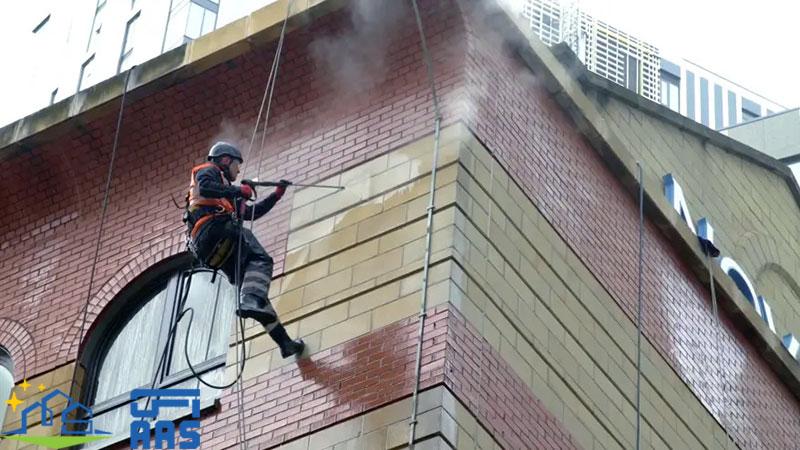 سند بلاست نمای ساختمان